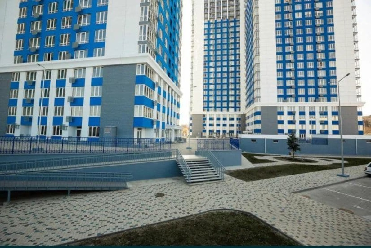 Видовая 2 комнатная квартира в ЖК Омега