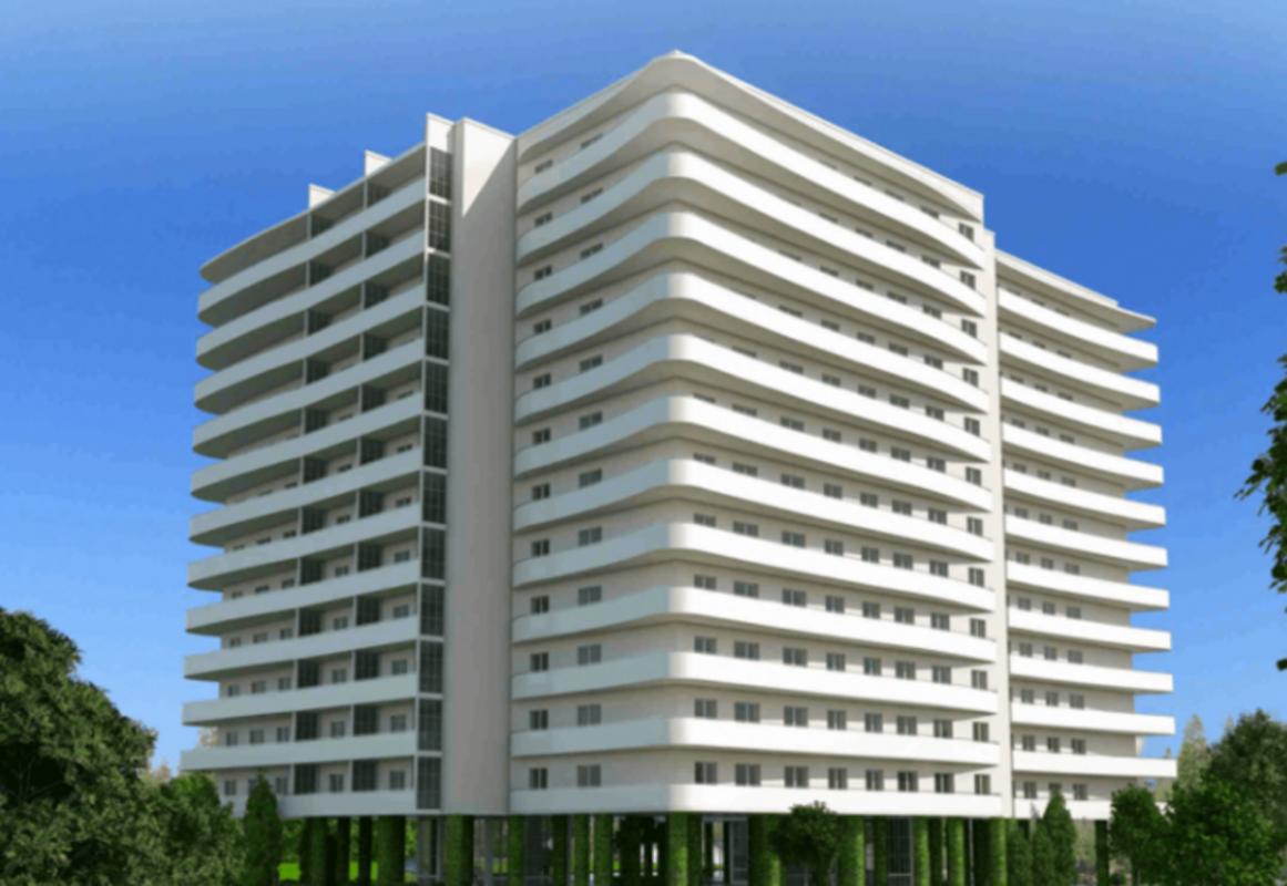 3-комнатная квартира в ЖК Сады Семирамиды