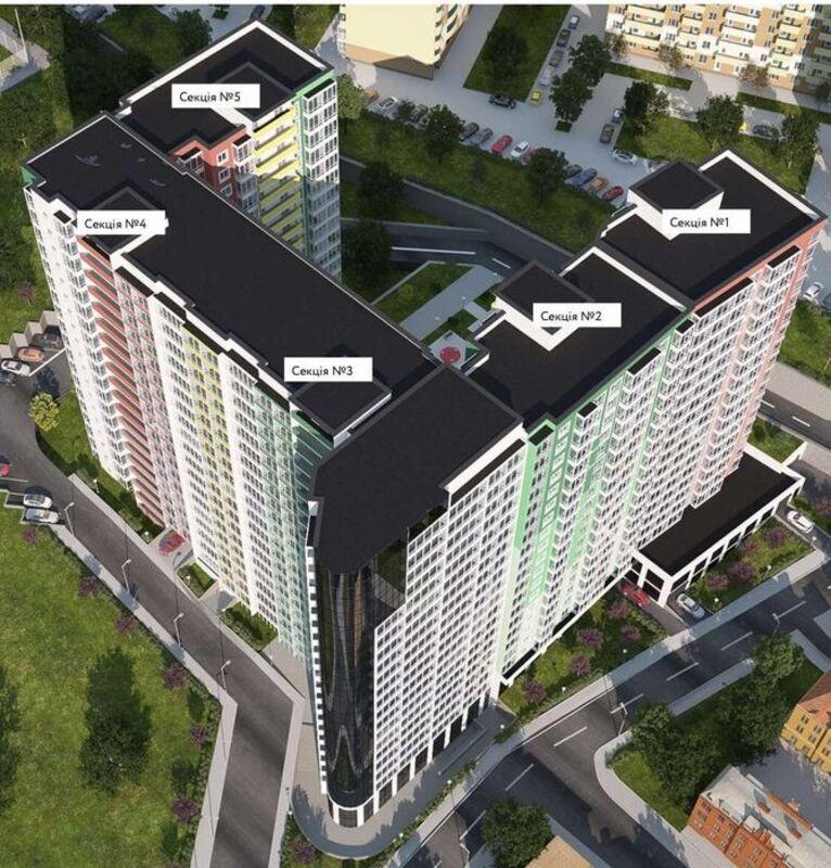 Смарт-квартира в ЖК Акварель 3 на Пишоновской