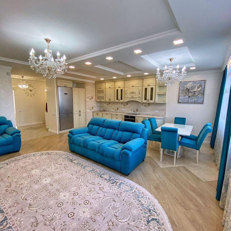 Новая квартира в ЖК 31 Жемчужина
