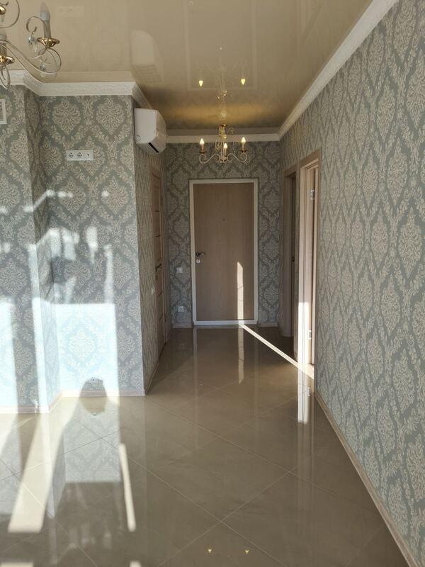 1-комнатная квартира с ремонтом в ЖК Восход