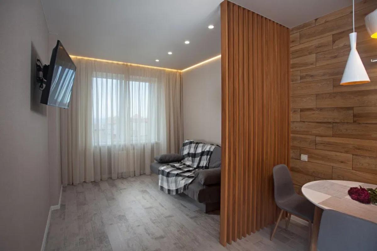 1 комнатная квартира с видом на море в 44 Жемчужине
