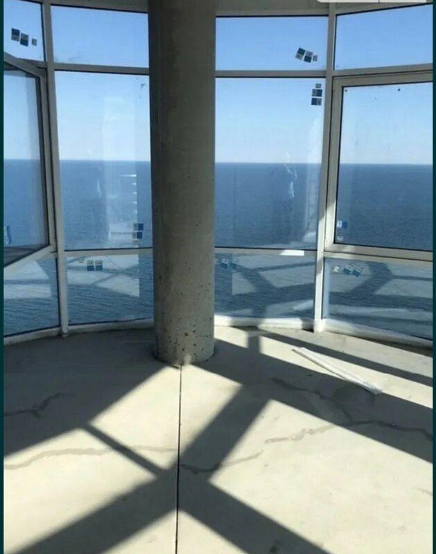 4 комнатная квартира в ЖК Морская Симфония с прямым видом моря