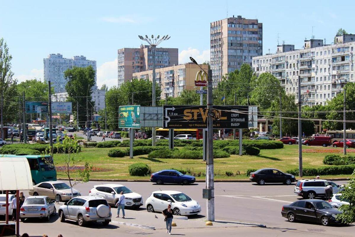 2-комнатная квартира на улице Академика Королёва