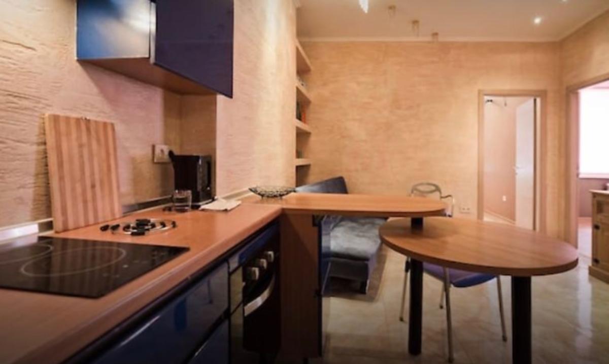 2 комнатная квартира с ремонтом в ЖК Чудо Город