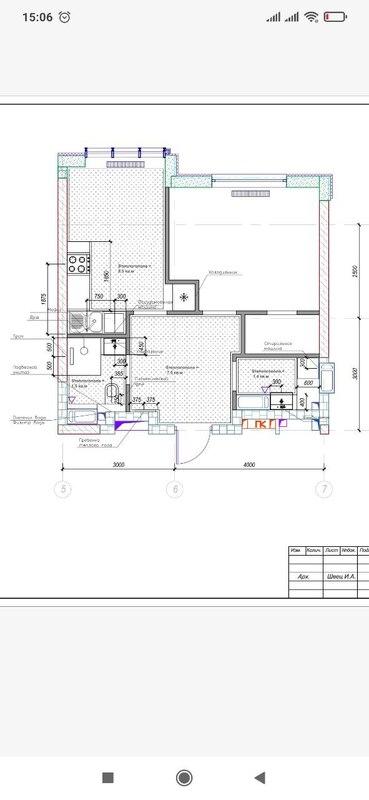 1 комнатная квартира в ЖК Манхеттен/Толбухина