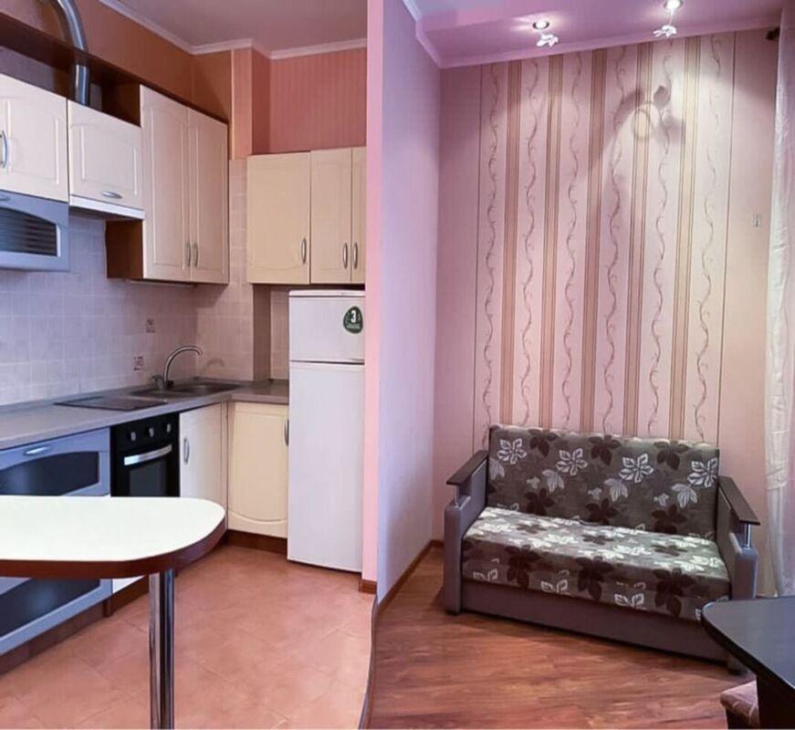 1-комнатная квартира в ЖК Цветок
