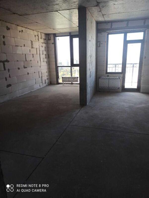 1-комнатная квартира на 5 Фонтана с видом на море
