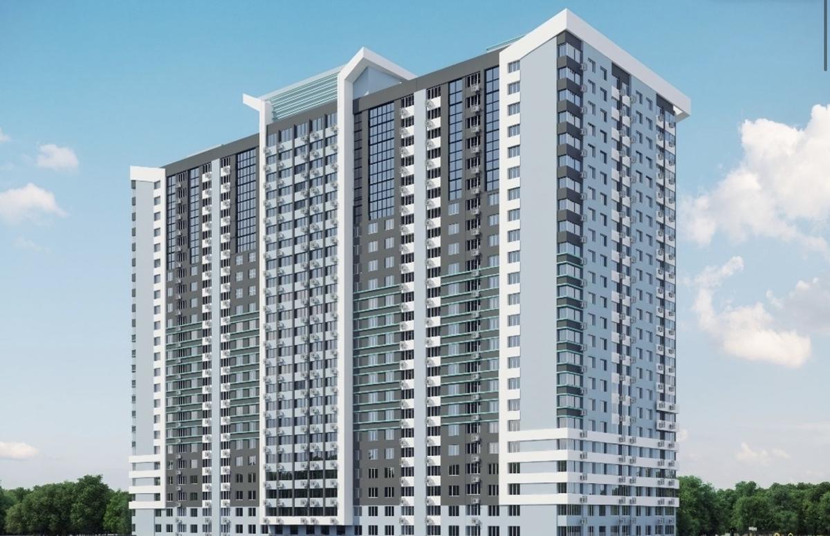 1-комнатная квартира в ЖК Скай Сити