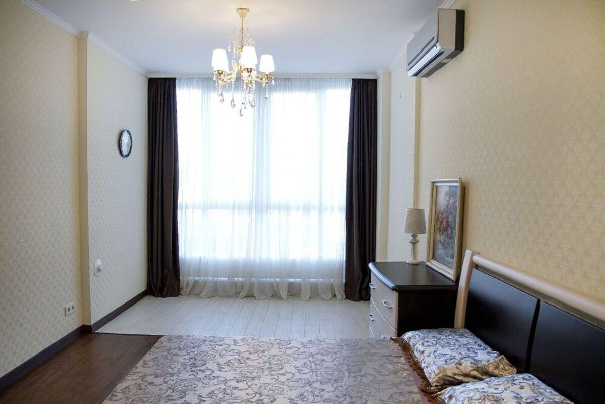2 комнатная квартира с ремонтом в ЖК Тирас