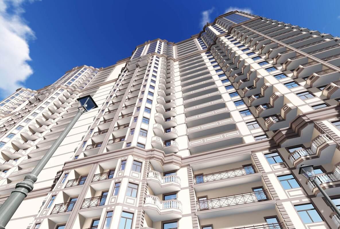 2 комнатная квартира в ЖК Родос