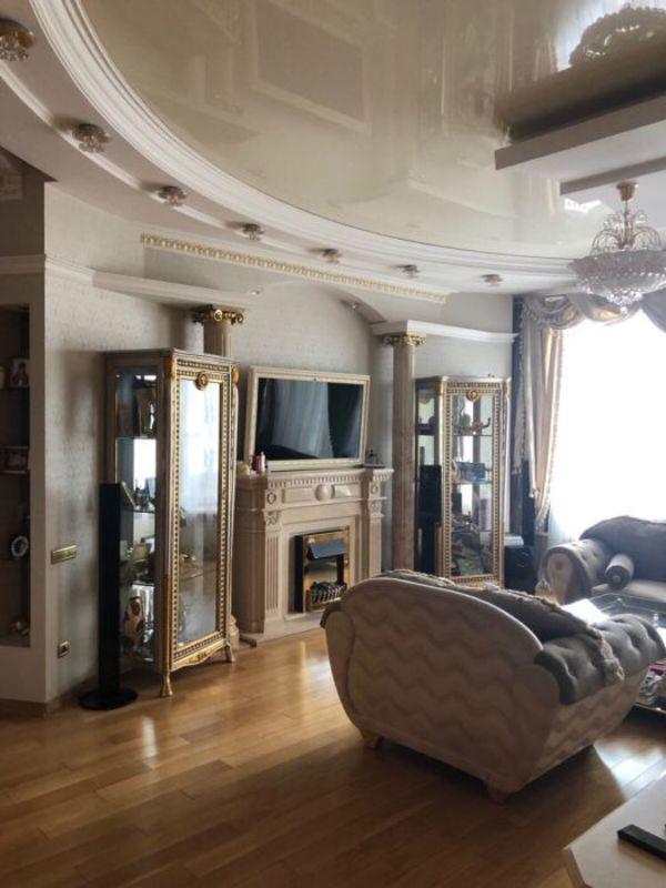 3-комнатная квартира в элитном ЖК Мерседес