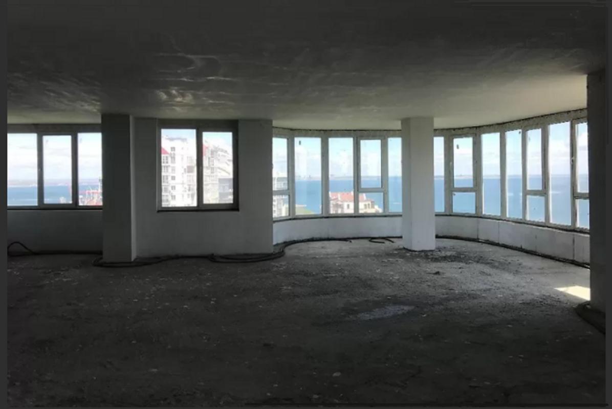 4-комнатная квартира с панорамой моря в ЖК Синяя птица