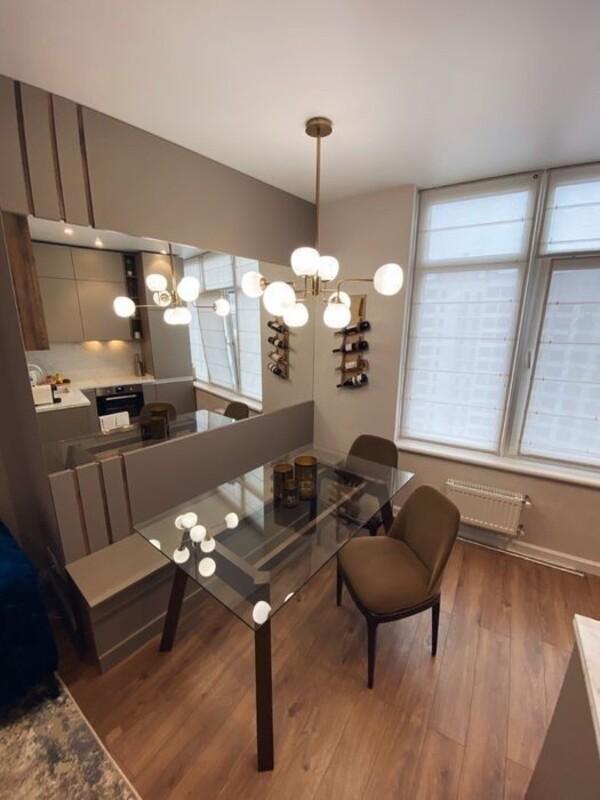 2 комнатная квартира с ремонтом в 43 Жемчужине