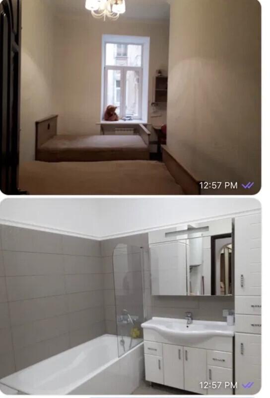 3-комнатная квартира в центре на улице Дерибасовской