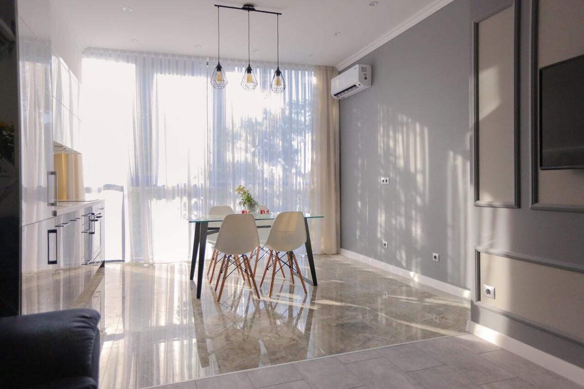 1 комнатная квартира в ЖК Санторини