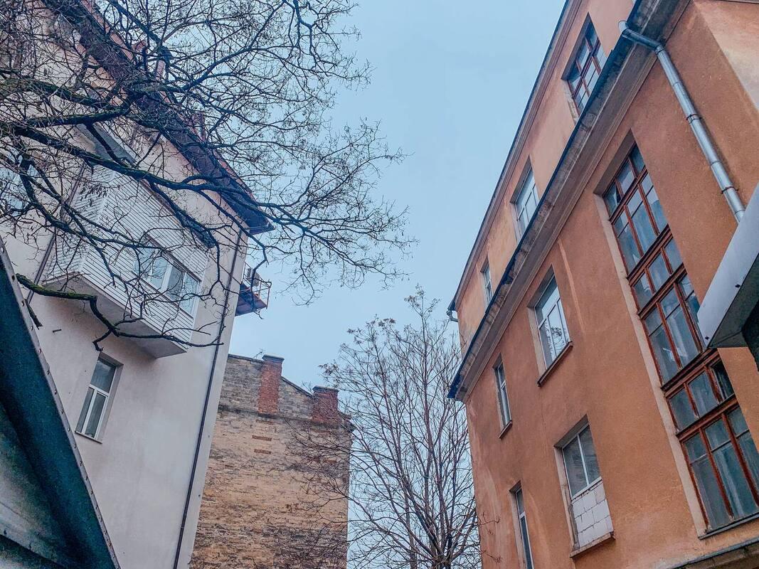 2-комнатная квартира по улице Екатериненской