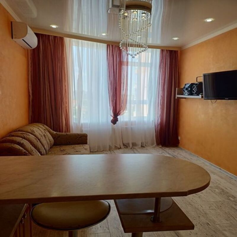 Двухкомнатная квартира в ЖК Фонтан