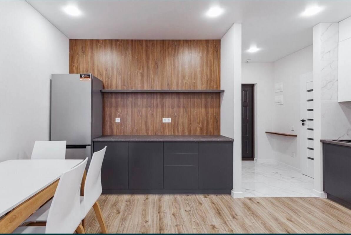 Квартира с ремонтом в 53 Жемчужине