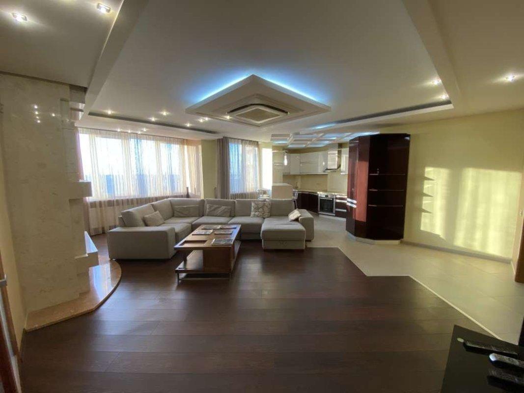 4 комнатная квартира с видом на море в ЖК Синяя Птица