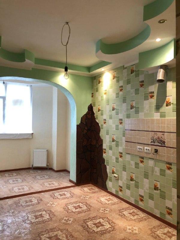1 комнатная квартира с ремонтом в Радужном