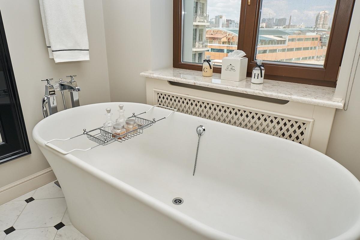 2-х комнатная квартира в ЖК Арк Палас