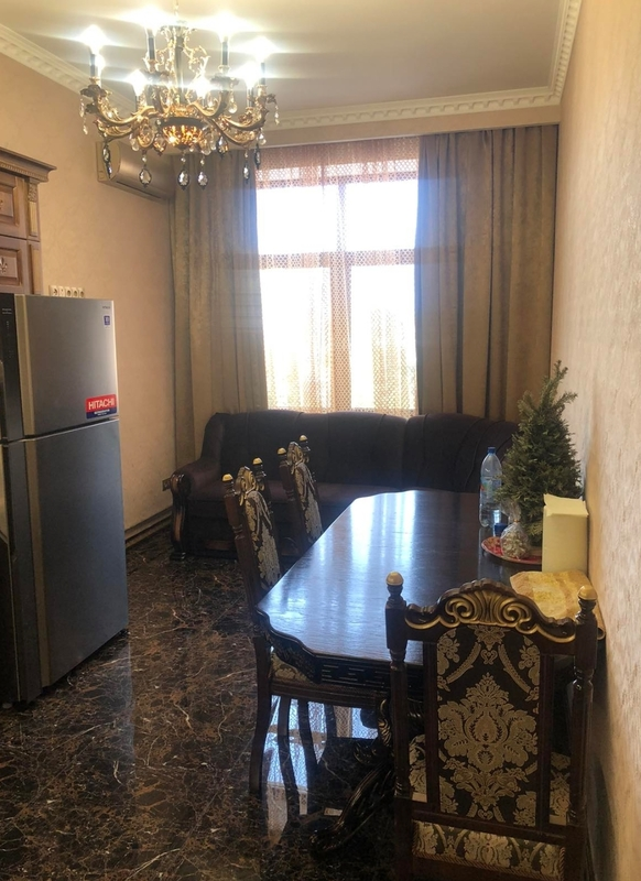 3 комнатная квартира в ЖК Отрада