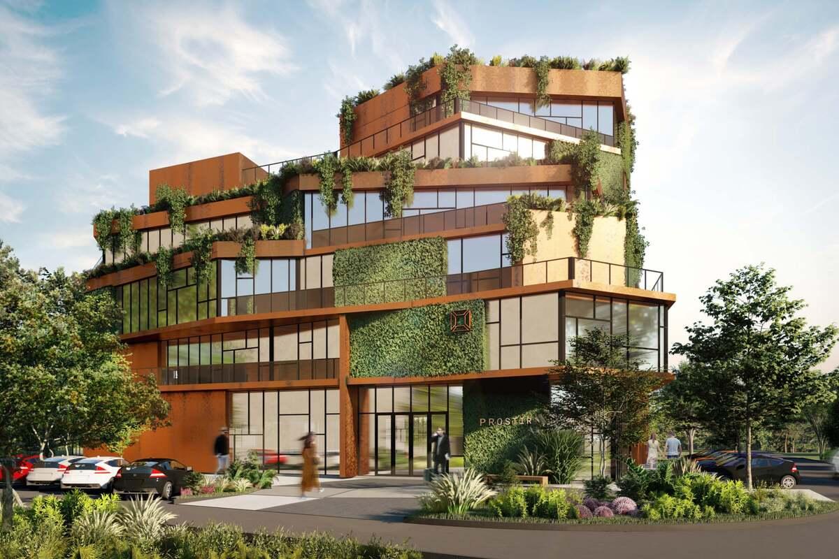 2-комнатная квартира в Пространстве на Дачной