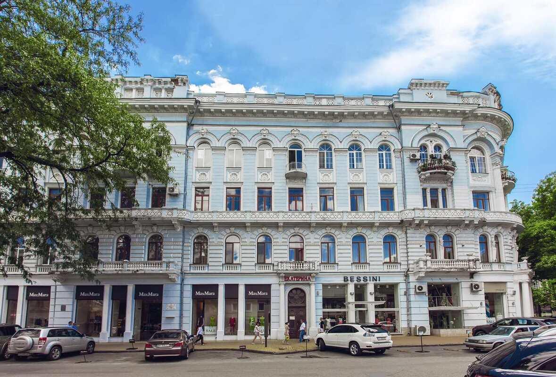 Пентхаус с террасой на улице Екатерининская