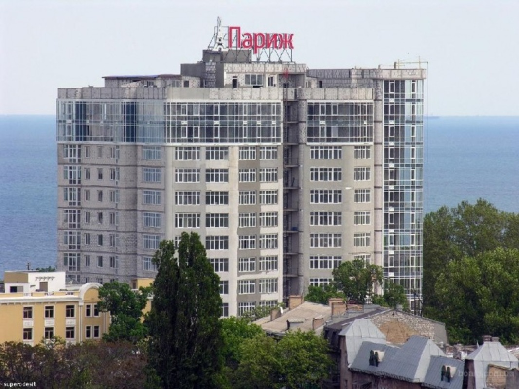 1-комнаная квартира в ЖК Париж, Французский бульвар