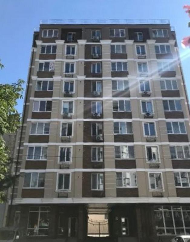 1-комнатная квартира в ЖК Дом на Запорожской