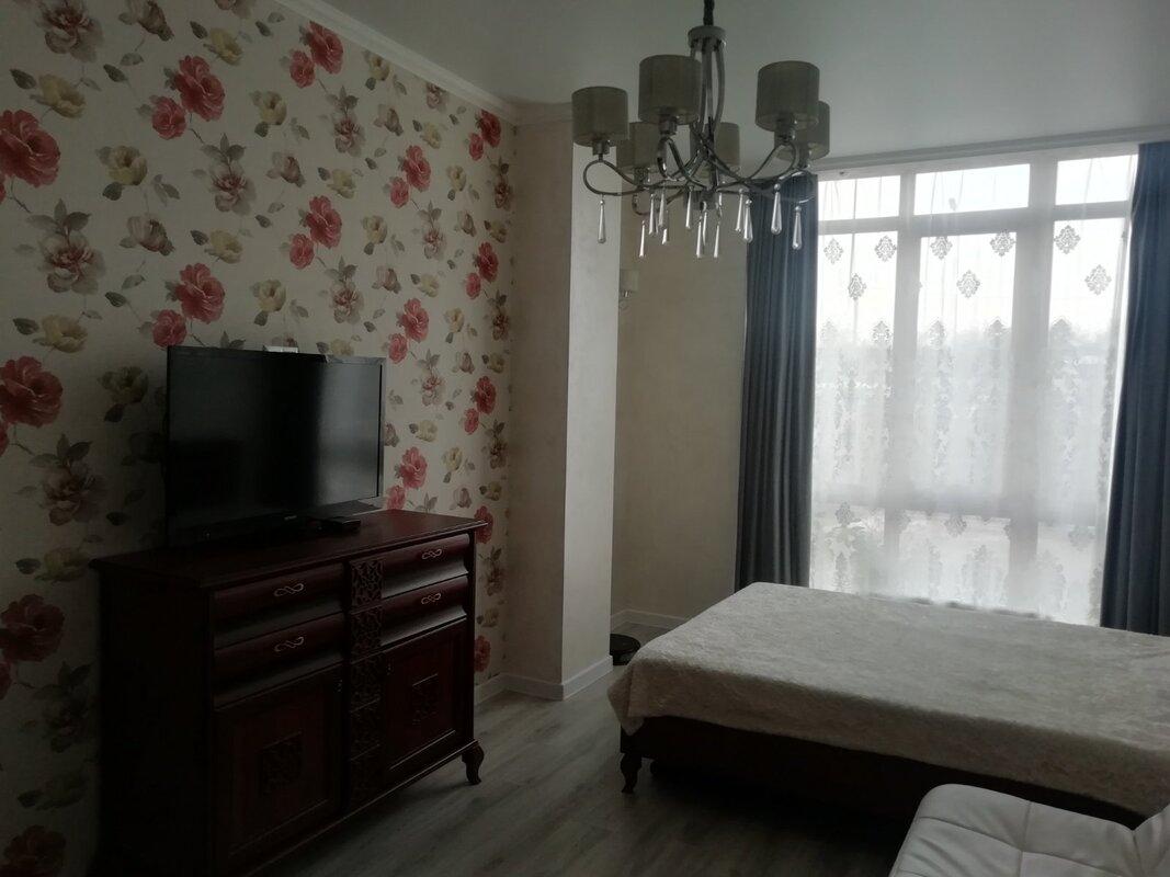 1 комнатная квартира с ремонтом в ЖК Клаб Марин