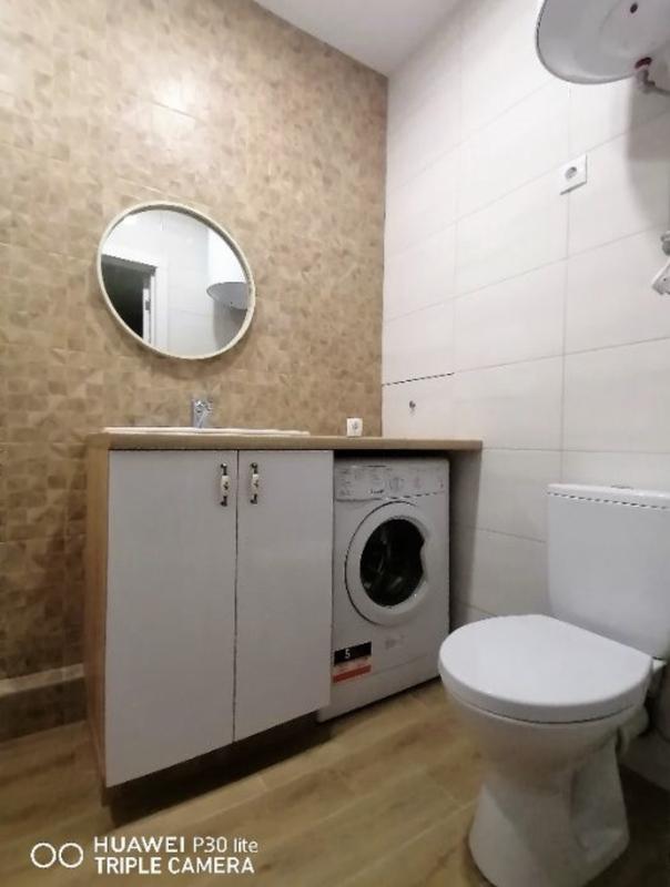 1-комнатная квартира с ремонтом и мебелью в 56 Жемчужине