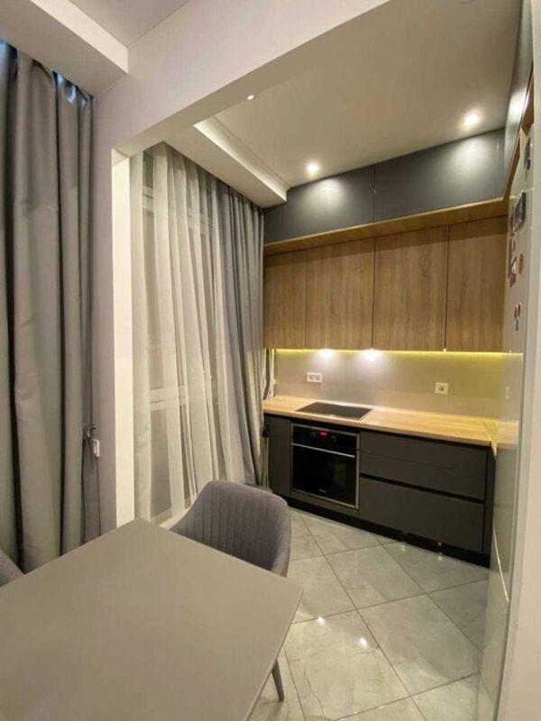 1-комнатная квартира в ЖК 22 Жемчужина