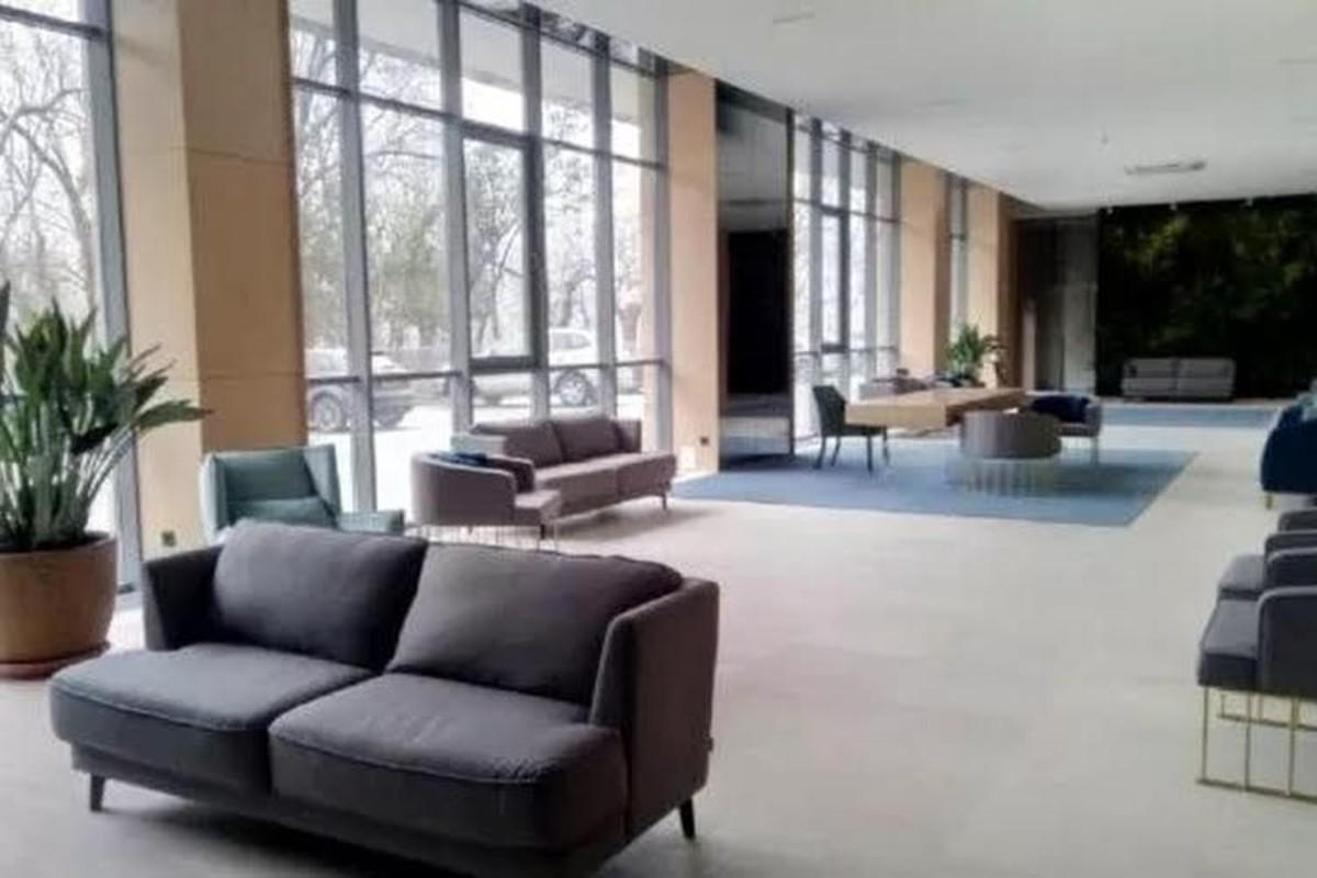 4 комнатная квартира с видом на море в ЖК Гринвуд