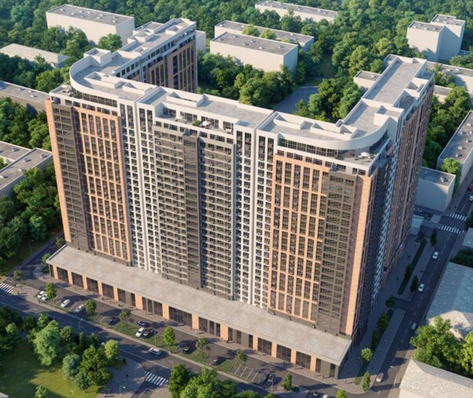 1 комнатная квартира ЖК Оскар на Гагарина