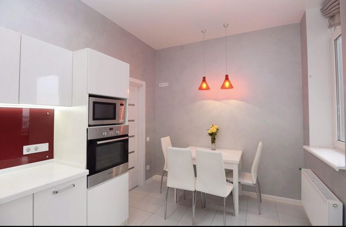 2 комнатная квартира в ЖК Французский.
