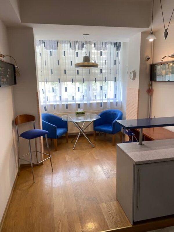 3-комнатная квартира в доме Каркашадзе