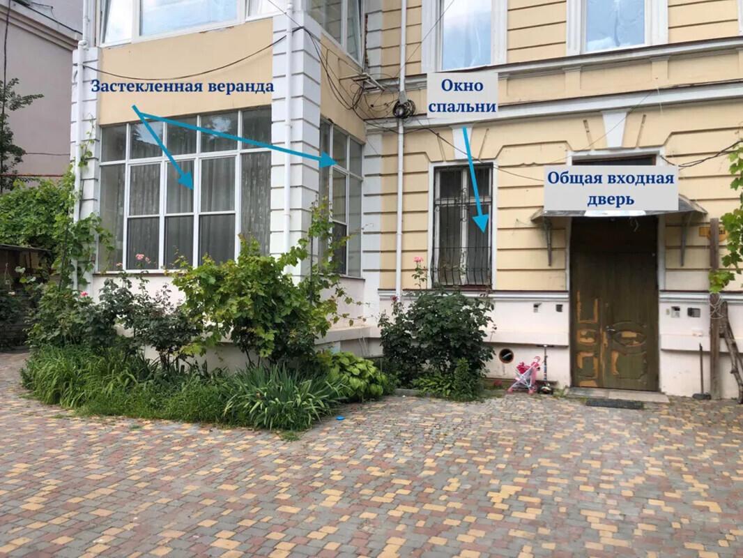 5ти комнатная квартира у моря на ул. Отрадная