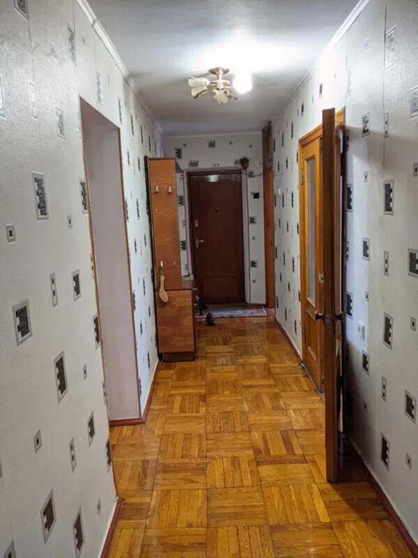 4-комнатная квартира Ильфа и Петрова в кирпичном доме