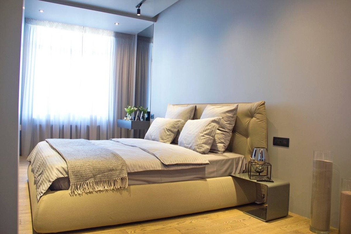 2 комнатная квартира с ремонтом в ЖК Париж