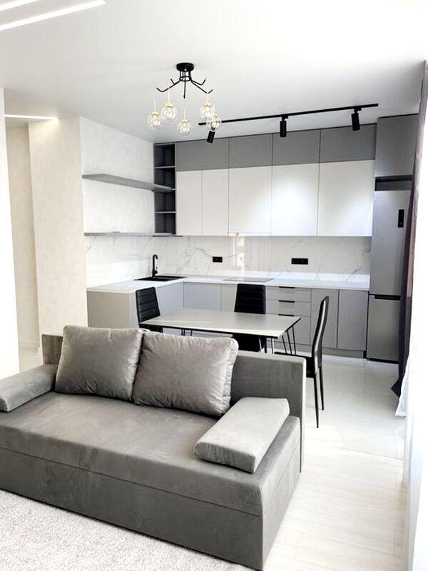 1-комнатная квартира с ремонтом в Аркадии