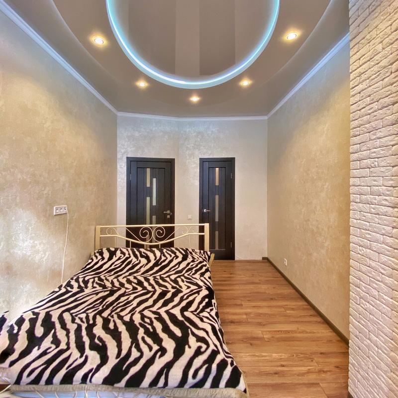2 комнатная квартира с ремонтом в Аркадии