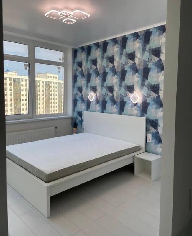 3-комнатная квартира в ЖК 46 Жемчужина