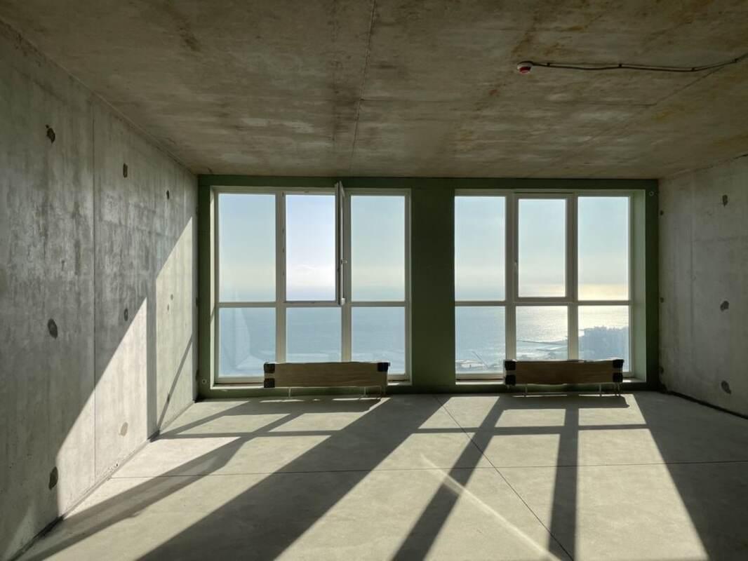 3 комнатная квартира с прямым видом моря в ЖК Новый Берег