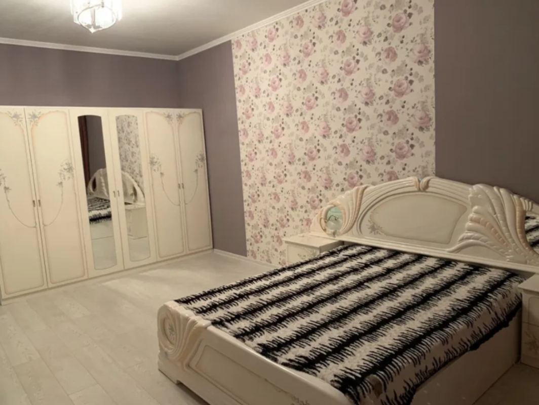 Двухуровневая квартира на улице Тополева