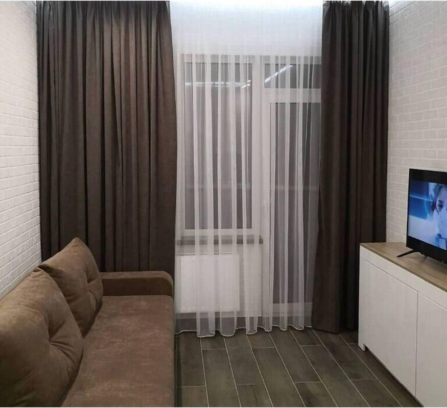 1-комнатная квартира в ЖК Корфу