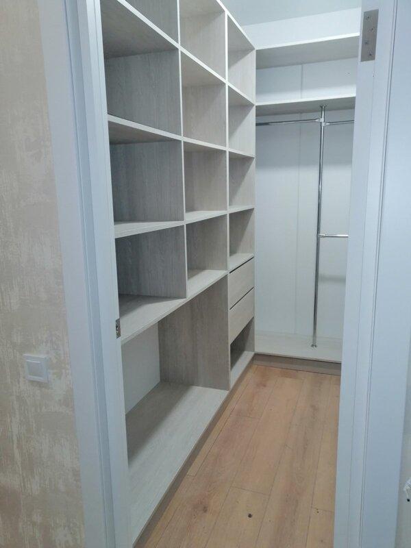 1 комнатная квартира в ЖК 4 сезона