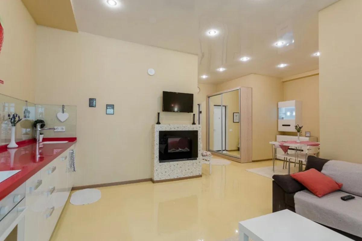 3 комнатная квартира с видом моря на Гагаринском Плато