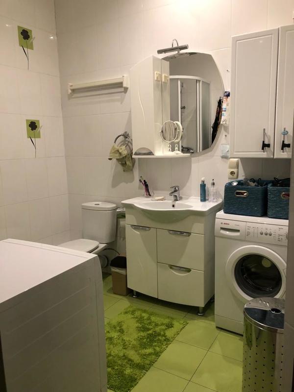 1 комнатная квартира в ЖК Белый Парус на Литературной